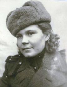 Завьялова (Лобанова) Тамара Стефановна