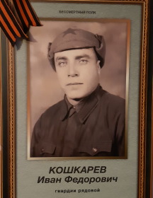 Кошкарев Иван Федорович
