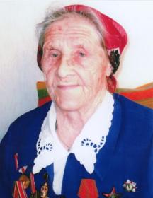 Фёдорова  ( Мацупа ) Антонина Александровна