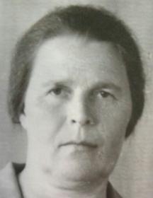Меркулова (Краснова) Ксения Емельяновна