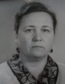 Гущина (Серегина) Тамара Кузьминична