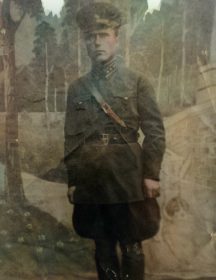 Пушкарь Андрей Федорович