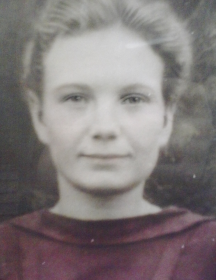 Гаврилова Клавдия Сергеевна