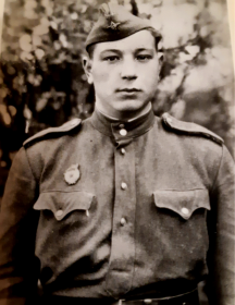 Соболев Владимир Александрович