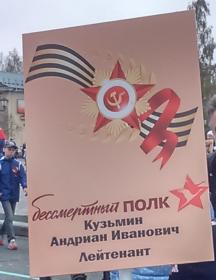 Кузьмин Андриан Иванович