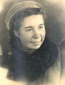 Кузьмина Зинаида Петровна