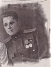 Заварихин  Юрий Михайлович
