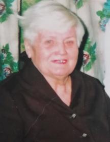 Незлобина (Воронина) Елизавета Николаевна