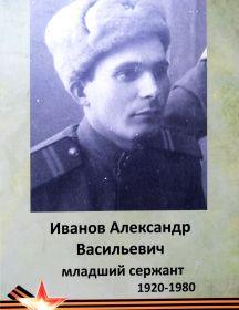 Иванов Александр Васильевич