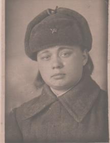 Соколова Анна Семёновна