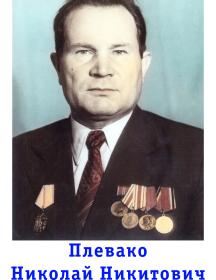 Плевако Николай Никитович