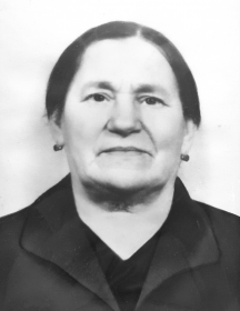 Ясакова Евдокия Никитична