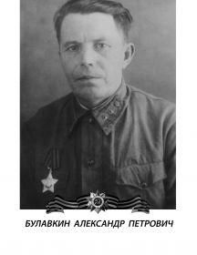 Булавкин Александр Петрович