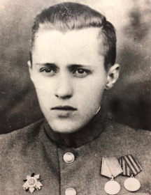 Гусев Николай Петрович