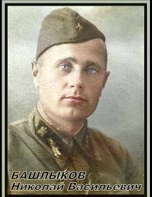 Башлыков Николай Васильевич