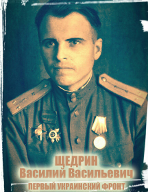 Щедрин Василий Васильевич