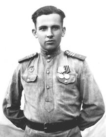 Хорунжий Юрий Николаевич