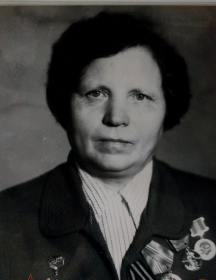 Шубина Любовь Сергеевна