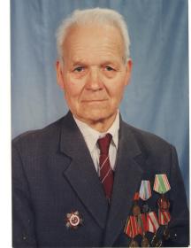 Федотов Егор Емельянович