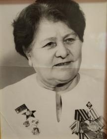 Селиверстова Марьюшкина Агриппина Илларионовна
