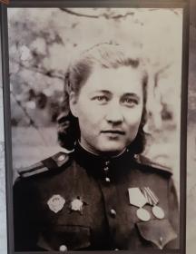 Пищева (Дымникова) Галина Васильевна