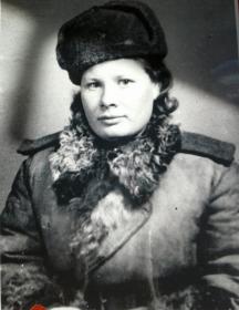 Логинова (Щукина) Клавдия Никитична