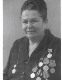 Журавлева Анастасия Семеновна
