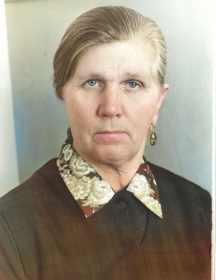 Наземнова (Духачева) Александра Тимофеевна