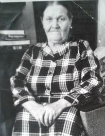 Иванова Агриппина Михайловна