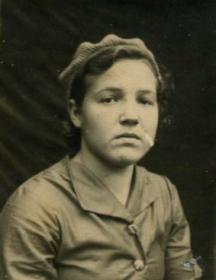 Ильина (Борисова) Татьяна Ильинична