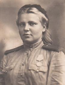 Заварзина Мария Макаровна