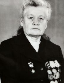 Рындина (Тузина) Пелагея Степановна