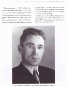 Березин Яков Григорьевич