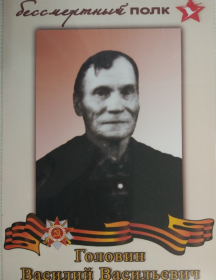 Головин Василий Васильевич
