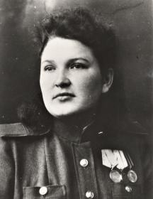 Завгороднева (Качура) Анастасия Моисеевна