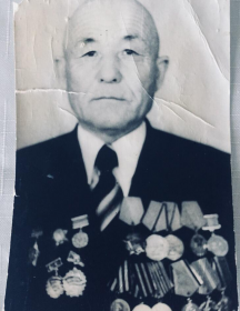 Уразалиев Шамбай Дюсенович
