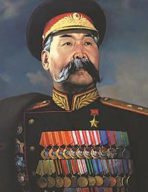 Городовиков Басан Бадминович