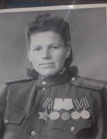 Недилько Мария Ивановна