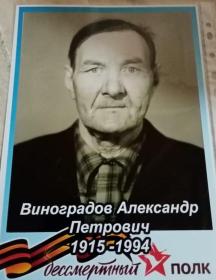 Виноградов Александр Петрович