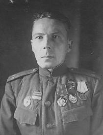 Уласовец Александр Игнатьевич