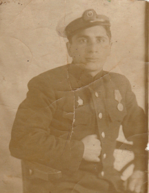 Устьян Саркис Арутюнович