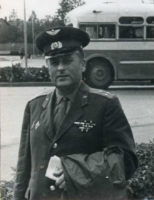 Иванов Николай Федорович