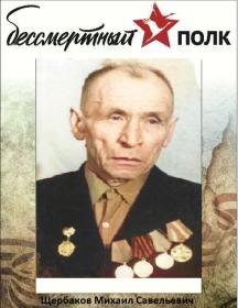 Щербаков Михаил Савельевич