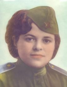 Беляева (Баранова) Елена Николаевна