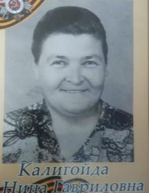 Калигойда Нина Гавриловна