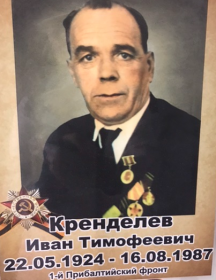 Кренделев Иван Тимофеевич
