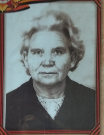 Багрова Анастасия Иванова