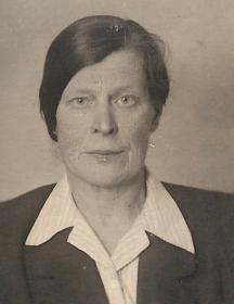 Шапошникова Екатерина Григорьевна