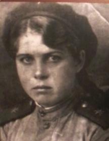 Царёва (Силина) Серафима Васильевна