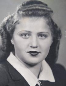 Чубарова (Нестерова) Нина Сергеевна